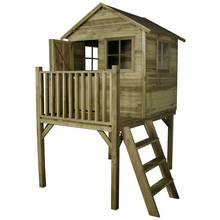 Forest Garden Sage Tower Playhouse