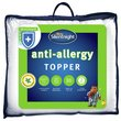 more details on Silentnight Anti-Allergy Mattress Topper - Single