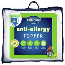 Silentnight Anti Allergy Mattress Topper