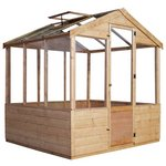more details on Mercia 6ft x 6ft Traditional Greenhouse.
