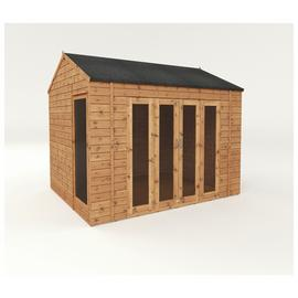 Mercia 10ft x 8ft Vermont Summerhouse.