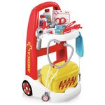 more details on Smoby Medical Rescue Trolley.