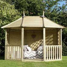 Mercia Premium Tradiotional Double Gazebo