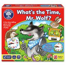 Orchard Toys What's the Time Mr Wolf Game