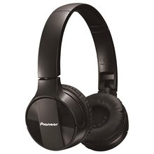 Pioneer SE-MJ553BT On-Ear Wireless Headphones - Black