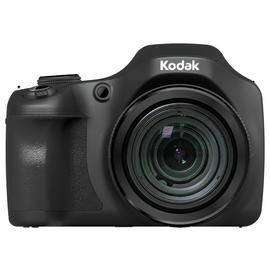 Kodak Pixpro AZ652 20MP 65x Zoom Bridge Camera - Black