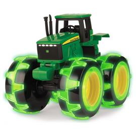 John Deere Monster Treads Lightning Wheels Tractor.