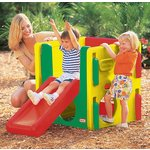 more details on Little Tikes Junior Activity Gym - Natural.