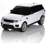 more details on Range Rover Sport 1:10 Remote Control Car - White.