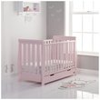 more details on Obaby Stamford Eton Mess Mini Cot Bed