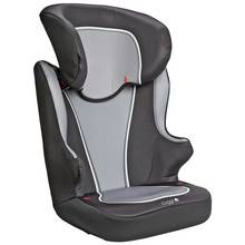 Cuggl Kingfisher Groups 2/3 Car Seat - Black and Grey