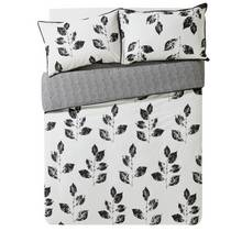 Collection Artisan Leaf Bedding Set - Kingsize