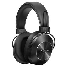 Pioneer SEMS7BT On- Ear Wireless Headphones - Black