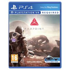 Farpoint PS4 VR Game