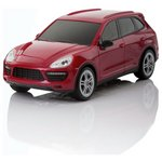more details on Porsche Cayenne 1:24 Remote Control Car - Red.