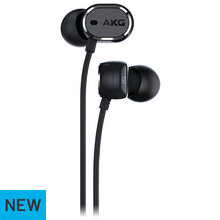 AKG N20NC In-Ear Noise Cancelling Headphones - Black