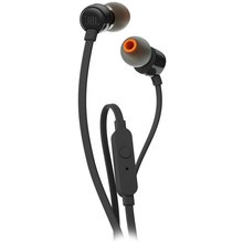 JBL T110 In-Ear Headphones - Black