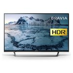 more details on Sony Bravia KDL49WE663BU 49 Inch Smart Full HD TV with HDR.