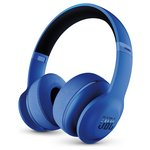 JBL Everest 300 Wireless Over-Ear Headphones - Blue