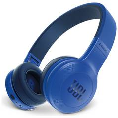 JBL E45BT Wireless On-Ear Headphones - Blue