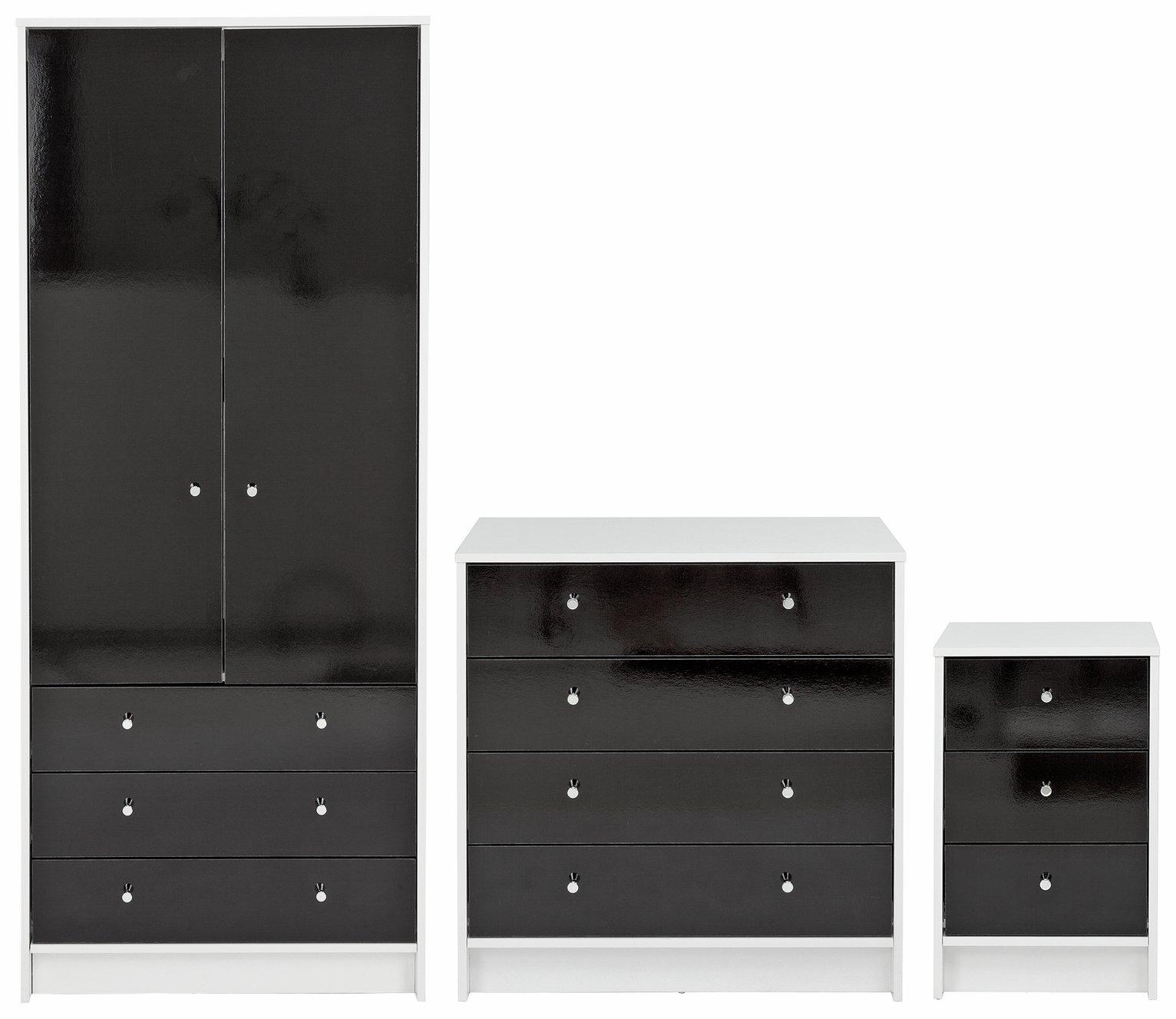 argos bedroom furniture.  Bedroom Argos Home Malibu 3 Pc Bedroom Package Throughout Furniture U