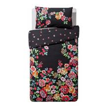 Collection Gypsy Floral Bedding Set - Single