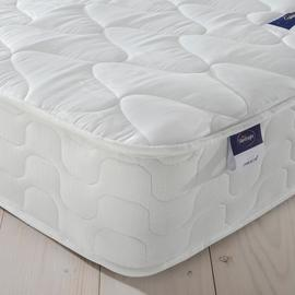 Silentnight Travis Miracoil Microquilt Double Mattress