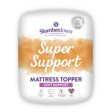Slumberdown Super Support Mattress Topper