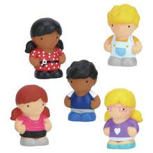 Chad Valley Tots Town Tots - 5 Pack