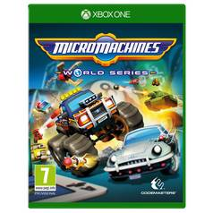 Micro Machines World Series Xbox One Game
