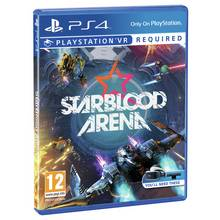 StarBlood Arena PS4 Pre-Order Game