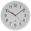 more details on HOME Radio Controlled Wall Clock - White