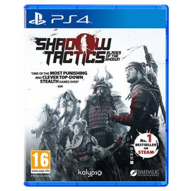 Shadow Tactics: Blade of the Shogun PS4 Game
