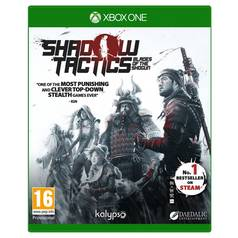 Shadow Tactics: Blade of the Shogun Xbox One Game