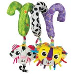 more details on Lamaze Activity Spiral On the Go Toy.