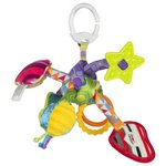 more details on Lamaze Tug and Play Knot On the Go Toy.