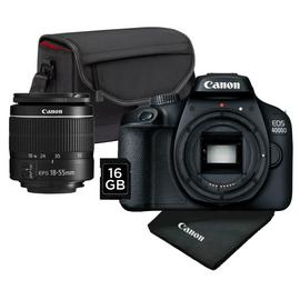 Canon EOS 4000D DSLR Kit