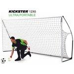 more details on Kickster Academy 12' x 6' Football Goal