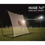 more details on Spot 7 x 7ft Multi Functional Rebounder Football Goal
