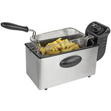 Cookworks Semi Professional Fryer - Stainless Steel
