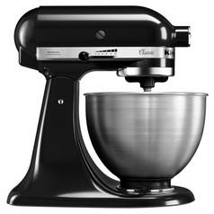 KitchenAid 5K45SSBOB Classic Stand Mixer - Black