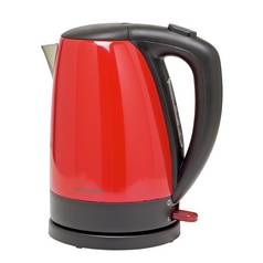 Cookworks Jug Kettle - Red