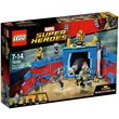 more details on LEGO Super Heroes Thor Gladiator Clash - 76088