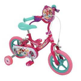 Disney Princess Girl Bike, Purple, 12-inch Best Price and Cheapest