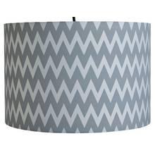 Lamp shades argos collection wave pendant light shade grey white aloadofball Images