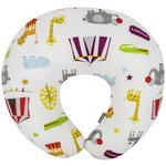 more details on Kinder Valley Circus Friends Donut Nursing Pillow
