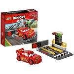 more details on LEGO Juniors Car McQueen - 10730.