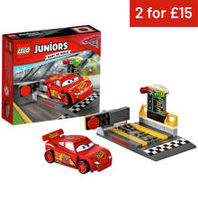 LEGO Juniors Cars Lightning McQueen - 10730