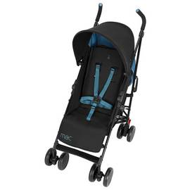 Mac by Maclaren Black/Bluebird M1 Pushchair