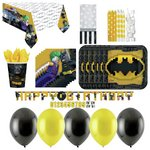 more details on LEGO Batman Party Pack for 16 Guests